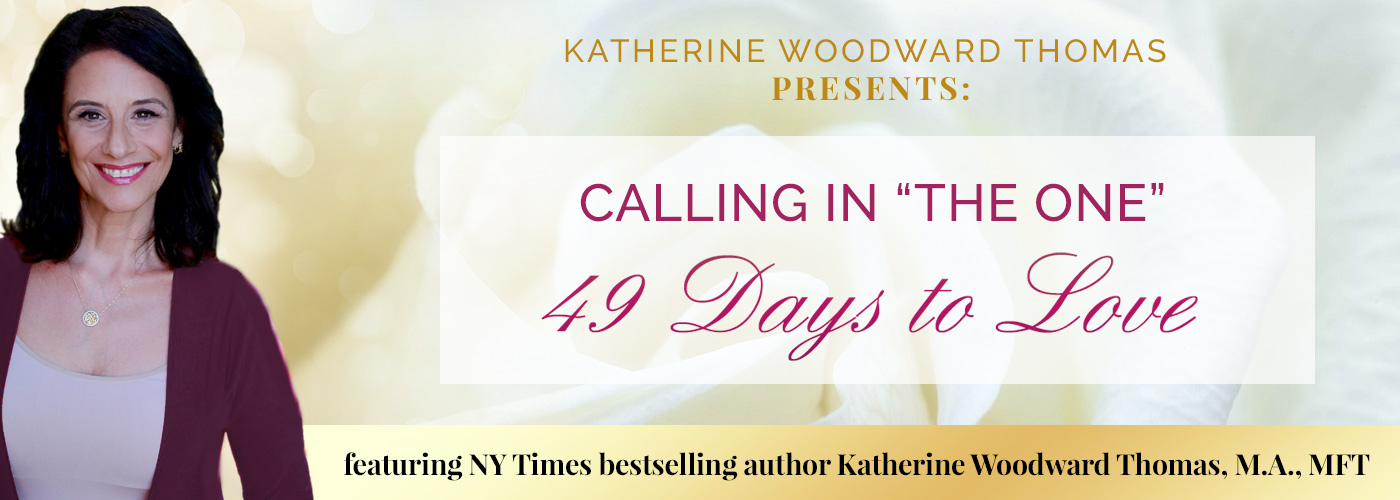 49 days to love with katherine woodward thomas