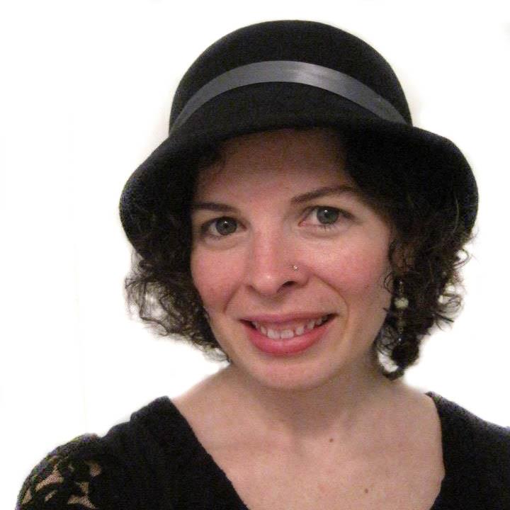 Rachel Goldstein-calling in the one-coach