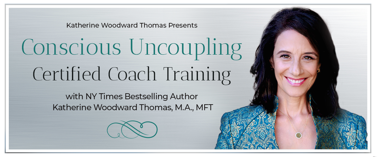 conscious uncoupling coaches training